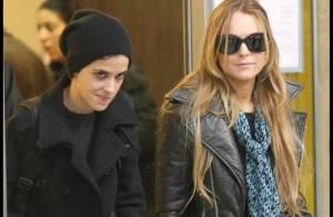 VIDEO : Pour Samantha Ronson, Lindsay Lohan passe à la caisse !