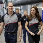 Kate Middleton et le prince William : Allure sportive pour l'America's Cup !