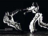 Kanye West : Nouvel ambassadeur pour Balmain, sans Kim Kardashian !