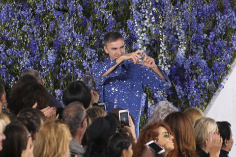 Raf Simons chez Calvin Klein : Officialisation imminente !