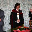 Jean Michel Jarre, Docteur Honoris Causa à Moscou