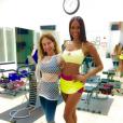 Génésis Davila, élue Miss Porto Rico en 2014 et Miss Miami Beach en 2016, participe au concours Miss Floride 2017. Photo publiée sur sa page Instagram en juillet 2016