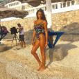 Génésis Davila, élue Miss Porto Rico en 2014 et Miss Miami Beach en 2016, participe au concours Miss Floride 2017. Photo publiée sur sa page Instagram