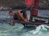 """""""Instinct de survie"""" au cinéma : La belle Blake Lively va-t-elle survivre ?"""