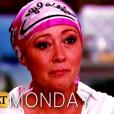 Shannen Doherty raconte son combat contre le cancer du sein dans une émission qui lui est consacrée, diffusée sur le site Entertainment Tonight. Image extraite d'une vidéo publiée le 29 juillet