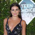 """Lea Michele - Cérémonie des Teen Choice Awards 2016 dans la salle """"The Forum"""" à Inglewood, Los Angeles, le 31 juillet 2016.© AdMedia/Zuma Press/Bestimage"""