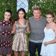 "Tana Ramsay, Megan Ramsay, Gordon Ramsay et Holly Ramsay- Cérémonie des Teen Choice Awards 2016 dans la salle ""The Forum"" à Inglewood, Los Angeles, le 31 juillet 2016."
