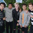 """New District- Cérémonie des Teen Choice Awards 2016 dans la salle """"The Forum"""" à Inglewood, Los Angeles, le 31 juillet 2016."""