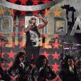 """Flo Rida- Cérémonie des Teen Choice Awards 2016 dans la salle """"The Forum"""" à Inglewood, Los Angeles, le 31 juillet 2016."""