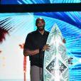 """Kobe Bryant- Cérémonie des Teen Choice Awards 2016 dans la salle """"The Forum"""" à Inglewood, Los Angeles, le 31 juillet 2016."""