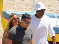 Beyoncé et Jay Z : Escapade au soleil en France avec l'adorable Blue Ivy !
