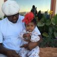 Bobby Brown a publié une photo de lui avec sa fille Bodhi, sur sa page Instagram en juillet 2016