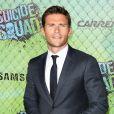 """Scott Eastwood - Première du film """"Suicide Squad"""" à New York. Le 1er août 2016"""