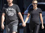 Sam Worthington papa pour la 2e fois ? Sa femme dévoile un joli ventre rond !