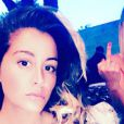 Anaïs Camizuli prend la pose sur Instagram