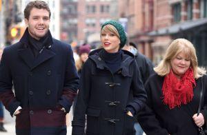 Taylor Swift : Premières images d'Austin, son séduisant petit frère, au cinéma