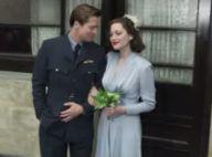 Marion Cotillard et Brad Pitt dans Alliés : Couple sublime au coeur de la guerre