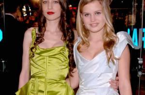 PHOTOS : Les deux jeunes et jolies filles de Mick Jagger... côtoient l'Elite comme leur maman !
