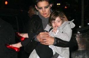 REPORTAGE PHOTOS : Suri Cruise vole la vedette à sa mère avec ce look !