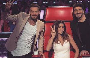 M. Pokora (The Voice Kids 3), coach timide à la ville :