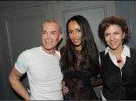 REPORTAGE PHOTOS : Quand Sonia Rolland, Kamel Ouali, Mia Frye et leurs amis people s'organisent une soirée SM...