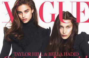 Bella Hadid : Entièrement nue dans les pages de Vogue Paris
