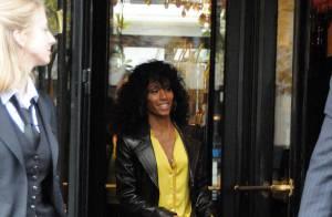 REPORTAGE PHOTO : Will Smith laisse sa sublime femme seule à Paris ? Pas grave, avec Chris Rock et Ben Stiller, elle est bien entourée  !