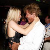 Igor Bogdanov s'affiche avec sa nouvelle chérie, Julie Jardon