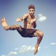 """Bastien, candidat de """"Secret Story 10"""". Photo issue de son compte Instagram, 2016."""