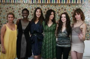 REPORTAGE PHOTO : Zoé Félix, Lou Doillon, Vahina Giocante et leurs copines, tellement glamour...