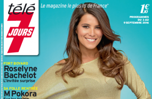 Karine Ferri (The Voice Kids 3) maman :