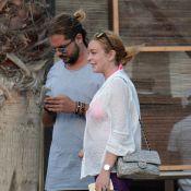 Lindsay Lohan, nouvelle bague et nouveau chéri ? Elle zappe Egor Tarabasov