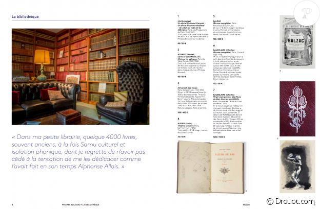 """La vente aux enchères """"Le Petit Musée de Bouvard"""" se tiendra à le 4 octobre 2016 à l'hôtel Drouot. Extrait du catalogue."""