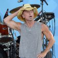 Kenny Chesney à Central Park, New York City, le 8 juillet 2016.