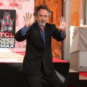 """Tim Burton ému : """"Je ne pensais pas assister à mes propres obsèques un jour"""""""