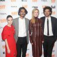 Rooney Mara, Dev Patel, Nicole Kidman, Garth Davis à la première de 'Lion' au Festival International du Film à Toronto au Canada, le 10 septembre 2016