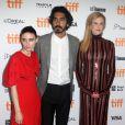 Rooney Mara, Dev Patel, Nicole Kidman à la première de 'Lion' au Festival International du Film à Toronto au Canada, le 10 septembre 2016
