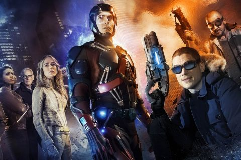 """DC : Legends of Tomorrow"" : Wentworth Miller débarque en super-héros !"