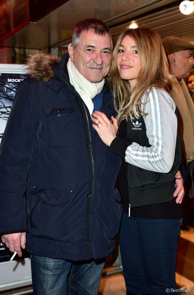 Exclusif jean marie bigard et sa femme lola marois avant premi re du film le cabanon rose au - Jean francois balmer et sa femme ...