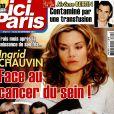 Le magazine Ici Paris du 14 septembre 2016