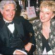 Jean-Loup Dabadie et Julie Arnold à Paris en 1989