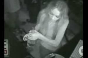 VIDEO + PHOTOS : Lindsay Lohan boit de nouveau... la preuve ! Samantha Ronson n'en a cure et l'embrasse !