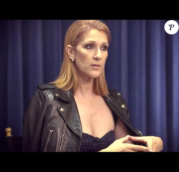 Céline Dion répond à Katie Couric, septembre 2016