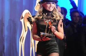 REPORTAGE PHOTOS EXCLUSIVES : Britney Spears, radieuse sur scène pour son grand retour !