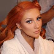 Christina Aguilera : Nouveau visage, elle n'est plus rousse !