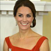 """Kate Middleton : Son éclatante """"canadian touch"""" au premier gala de la tournée"""
