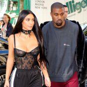 Kim Kardashian et Kanye West : Réuni à Paris, le super couple attire l'oeil