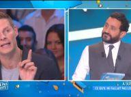 """TPMP – Matthieu Delormeau défend Cyril Hanouna : """"Il n'y a aucun malaise"""""""