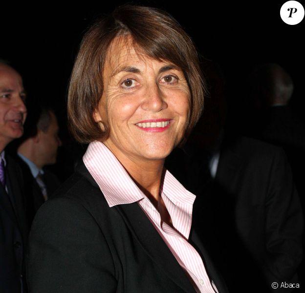 Christine Albanel, ministre de la Culture et de la Communication