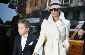 REPORTAGE PHOTOS : Pour les Beckham... la fiesta continue à New-York  avec les Cruise !